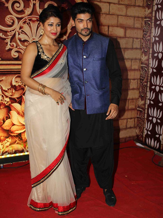 Debina and Gurmeet