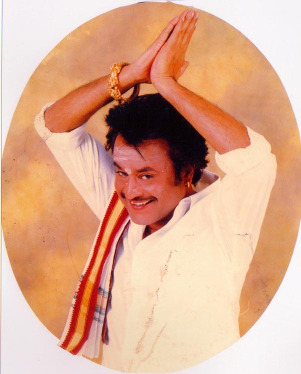 Rajinikanth in Arunachalam