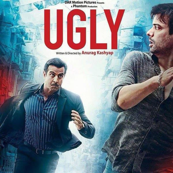 Movie poster of Ugly