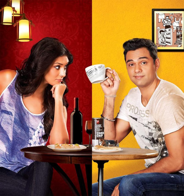 Preeti Desai and Abhay Deol in One By Two