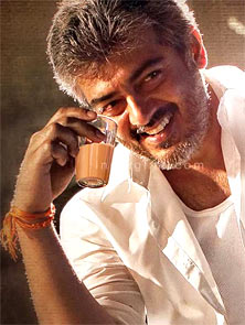 Ajith in Veeram