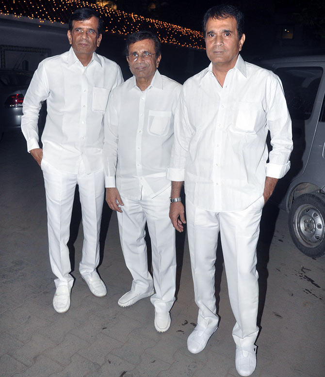 Abbas, Mastan and Hussain