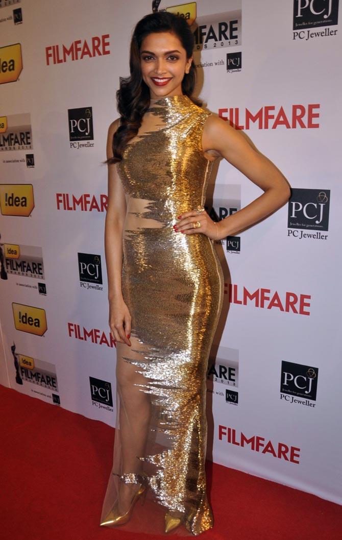 Pix Vaani Kapoor, Deepika, Big B, Salman At Filmfare -9527