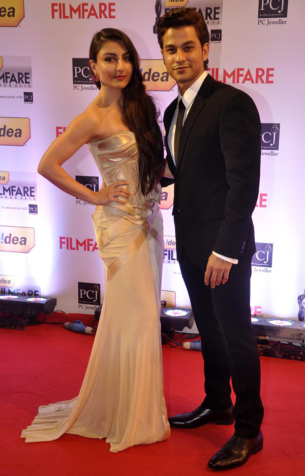 Soha Ali Khan and Kunal Khemmu