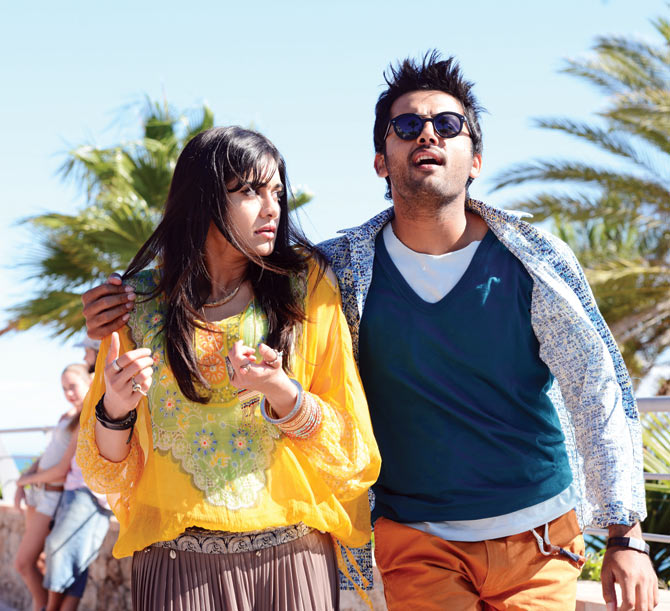 Nithiin Reddy, Adah Sharma in Herat Attack