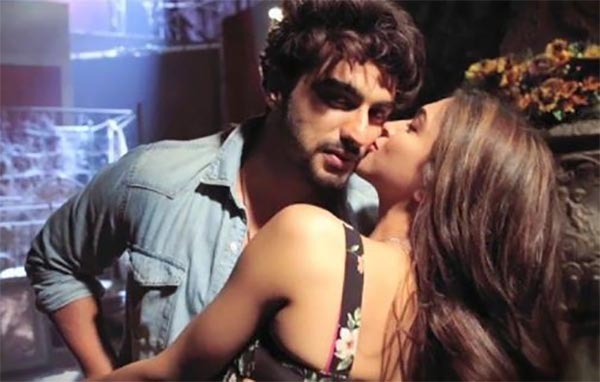 Arjun Kapoor and Deepika Padukone in Finding Fanny