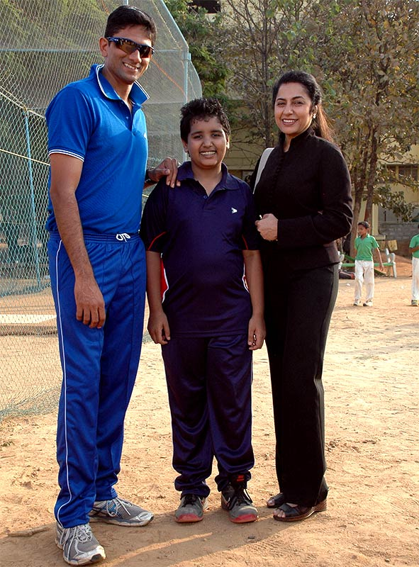 A still from Sachin, Tendulkar Alla