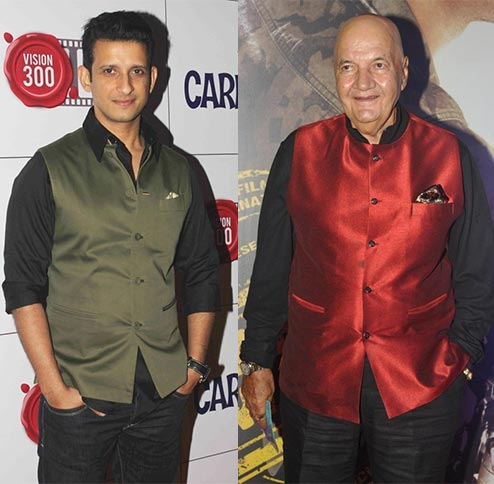 Sharman Joshi-Prem Chopra