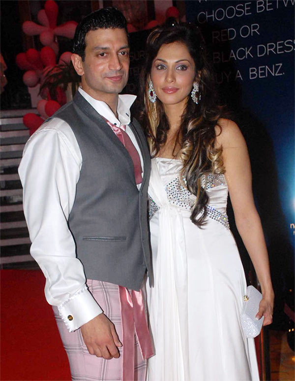 Isha Koppikar with Timmy Narang