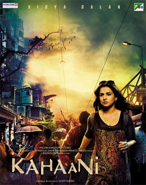 Movie poster of Kahaani