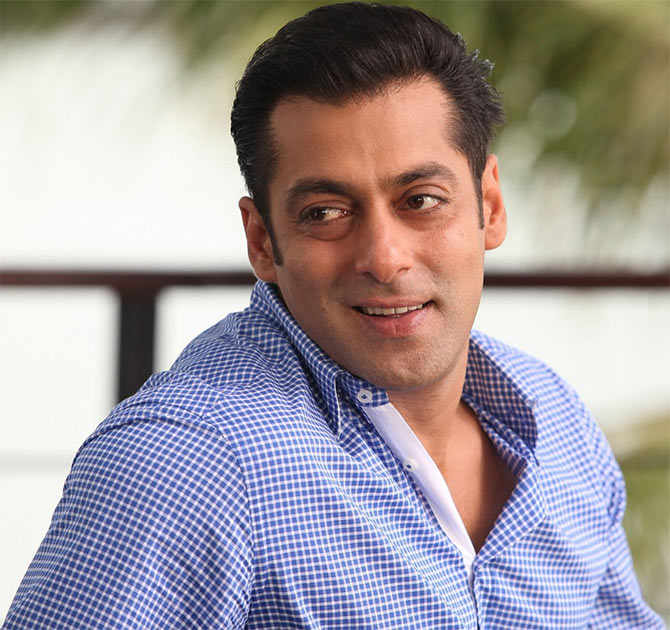 Salman Khan takes on Indiana Jones