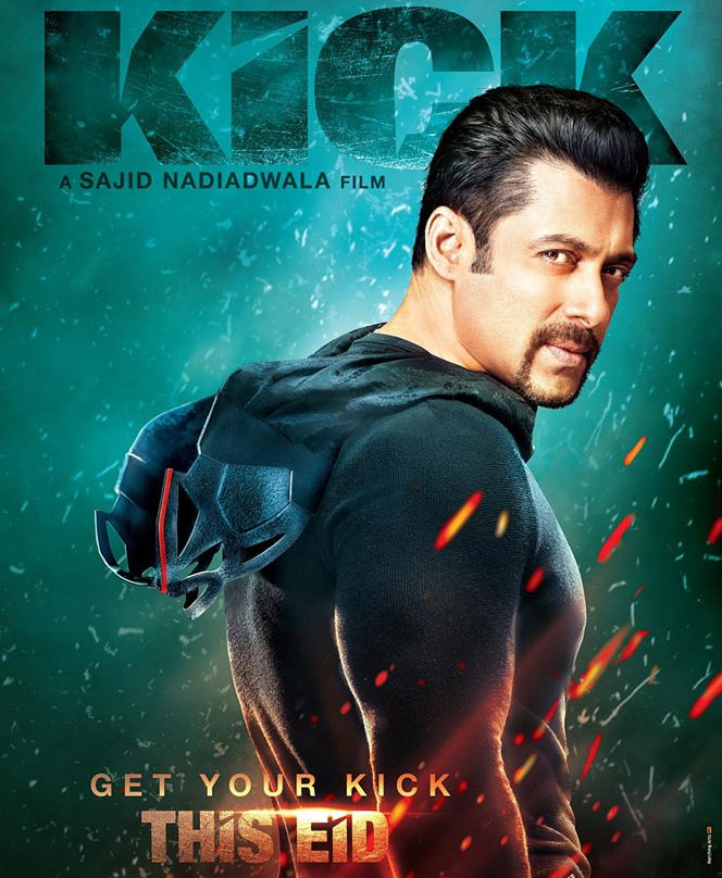 Movie poster of Kick