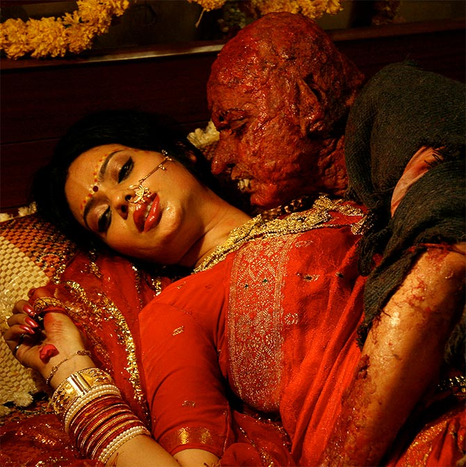 A still from Miss Lovely