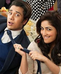 Ali Zafar and Yami Gautam in Total Siyappa