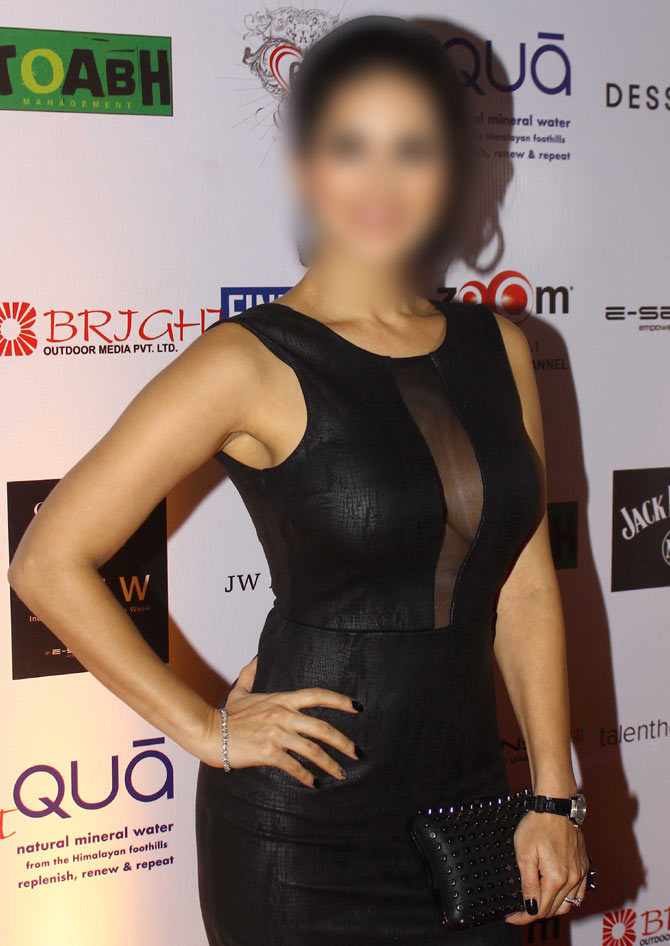 Looking for some FILMI FUN? Guess who this stunner is
