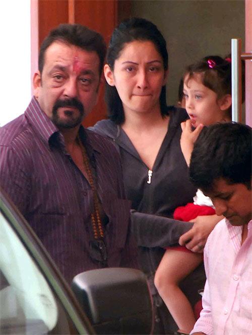 Now, watch Sanjay Dutt's life on screen - Rediff.com movies