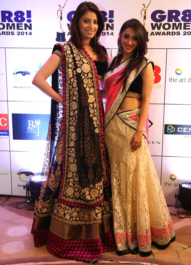 Anushka and Akansha Ranjan