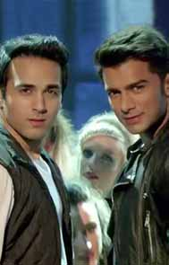 Pulkit Samrat and Bilal Amrohi in O Teri