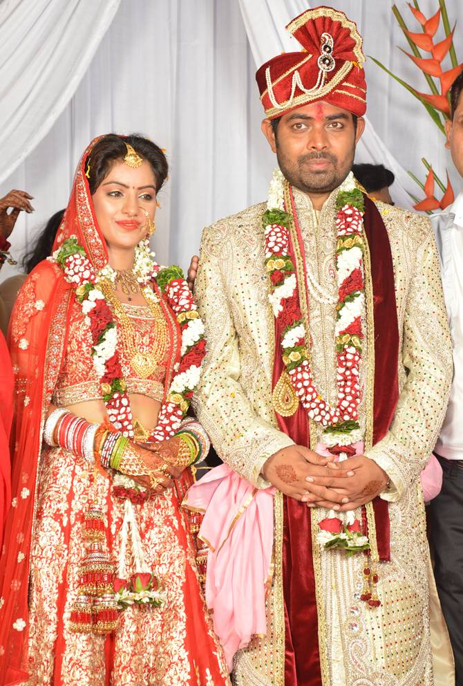 Deepika Singh and Rohit Raaj Goyal