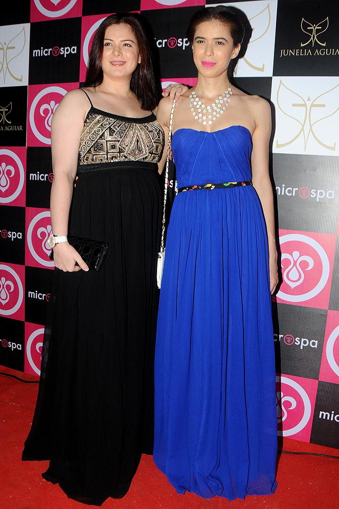 Raina Joshi and Sucheta Sharma