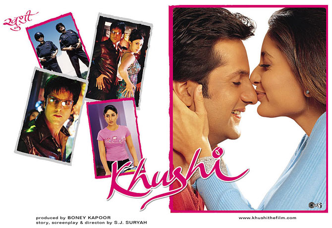 The Khushi poster