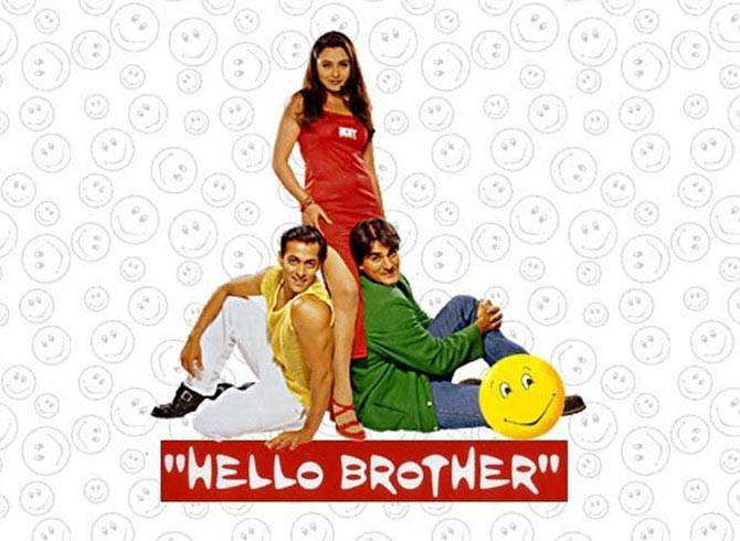 The Hello Brother poster