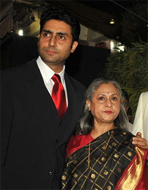 Abhishek: Mother's comment on Happy New year was misconstrued - Rediff.com  movies