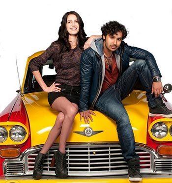 A scene from Dr Cabbie