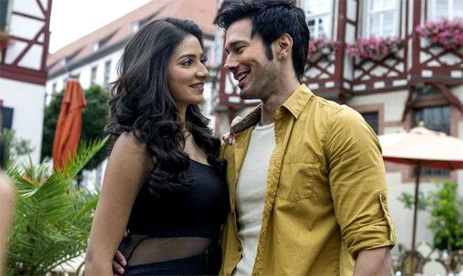 Subhashree Ganguly and Rajniesh Duggal in Spark