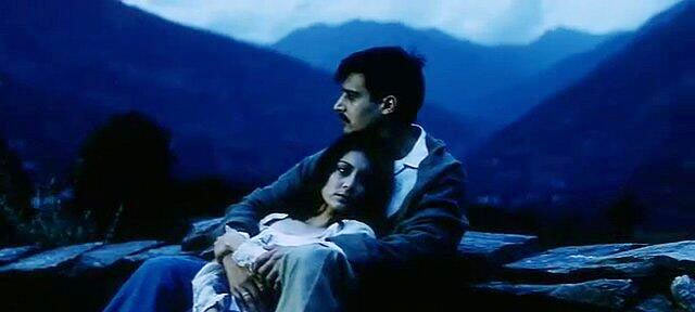 Jimmy Shergill and Minnisha Lamba in Yahaan