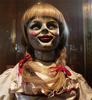 A scene from Anabelle