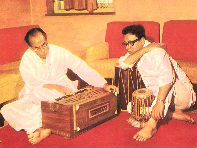 Tere Sur Aur Mere Geet: When Music was King