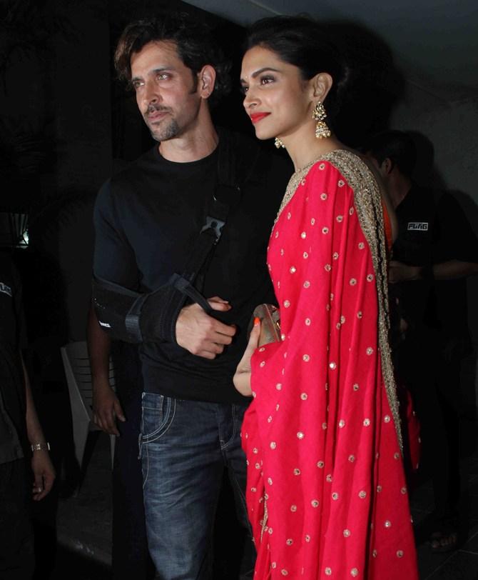 Will Hrithik play Ram? Deepika Sita?