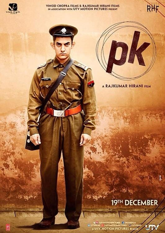 Vote for the best poster of Aamir Khans PK