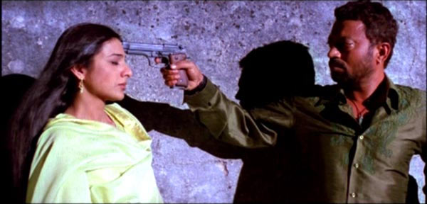 Tabu and Irrfan Khan in Maqbool