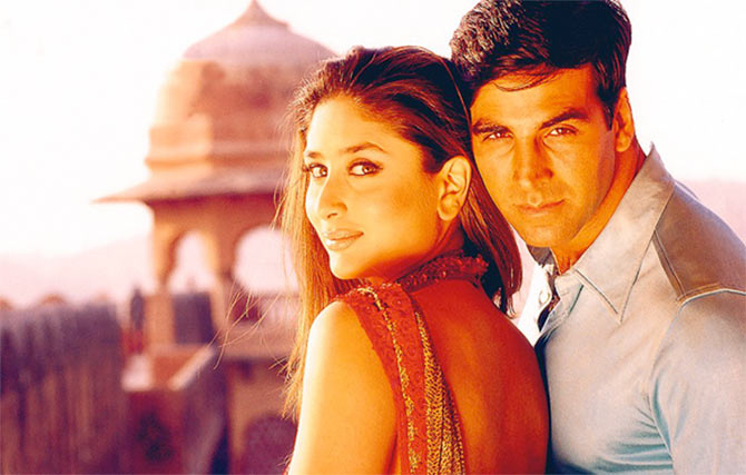 Starring Akshay Kumar And Kareena Kapoor Rediffcom Movies