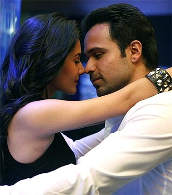 Amyra Dastur and Emraan Hashmi in Mr X