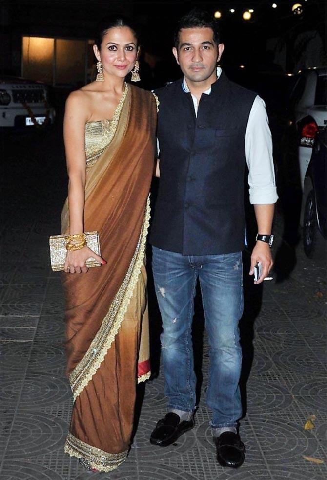 Asin, Rekha, Shilpa    actress and businessmen - Rediff com movies