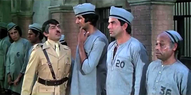 The best Sholay character? VOTE! - Rediff.com movies