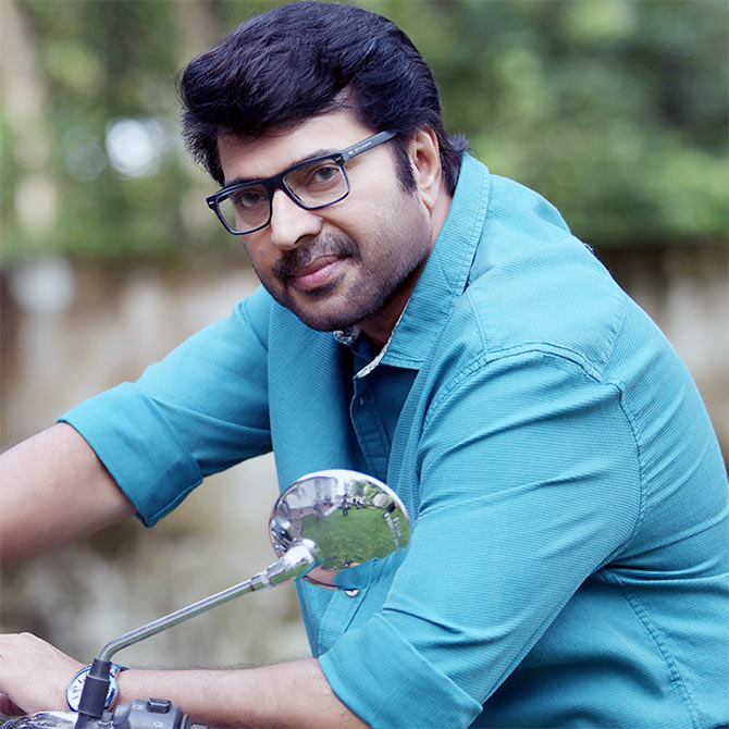 The Top 5 Malayalam Actors Of 2015 Rediffcom Movies