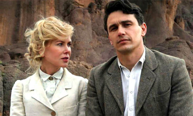 A scene from Queen of the Desert