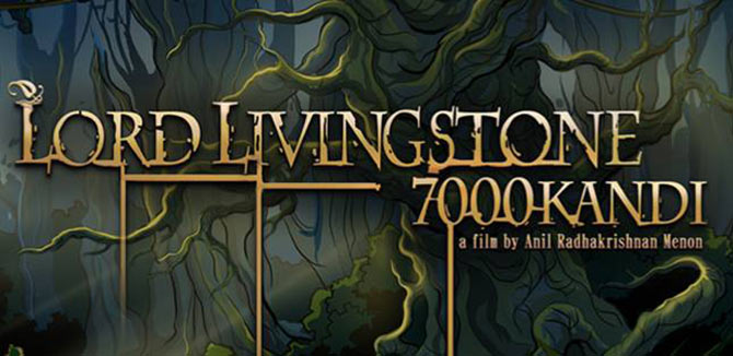 Poster of Lord Livingstone 7000 Kandi
