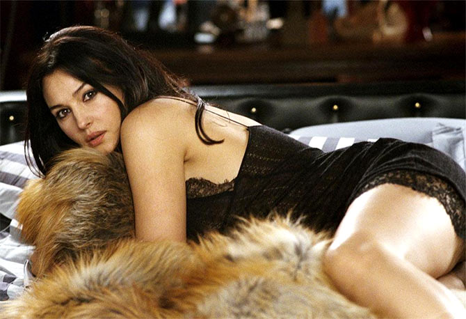 Monica Rise - Action Movie
