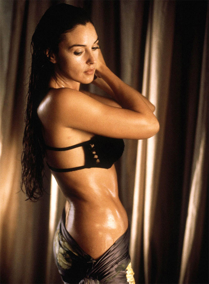 The 10 Hottest Monica Bellucci Movies - Rediff com movies