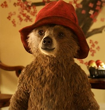 A scene from Paddington