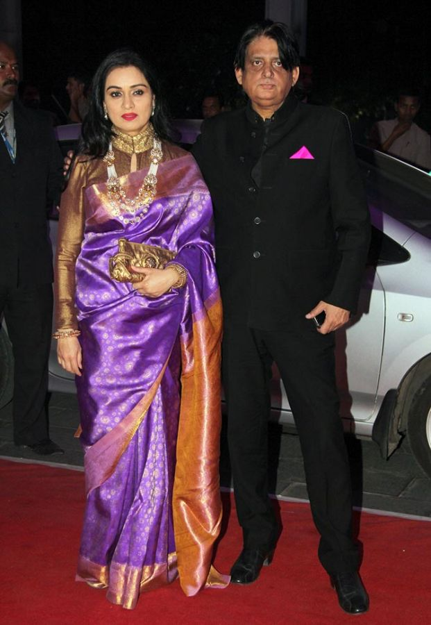 Padmini Kolhapure and Tutu Sharma