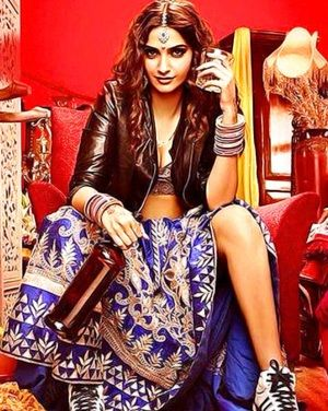 Sonam Kapoor in Dolly Ki Doli