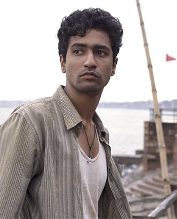 Vicky Kaushal in Masaan.