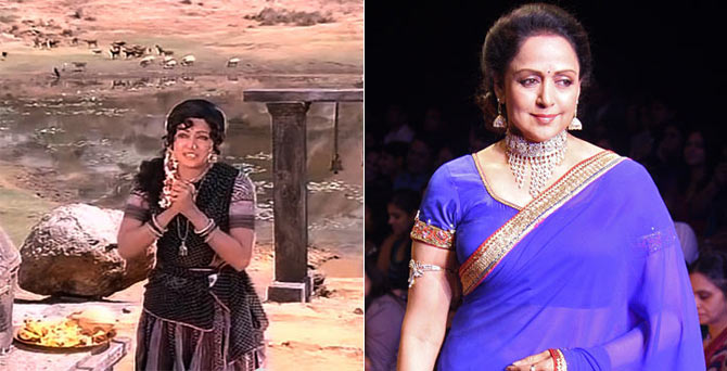 40 years of sholay jai veeru basanti then and now