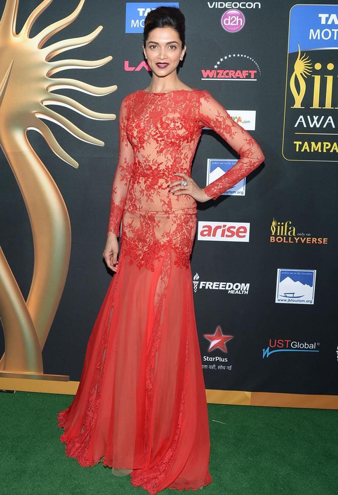 Kangana, Deepika, Malaika Most Gorgeous Iifa Looks Vote - Rediffcom Movies-8064